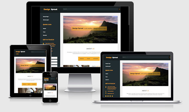 NewSprout-Web-Design-Template-2-Screenshot