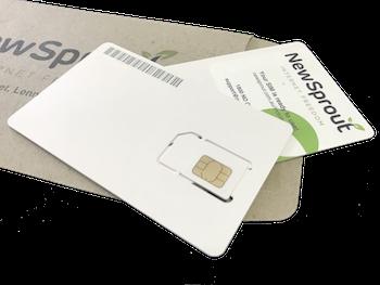 NewSprout-SIM-card